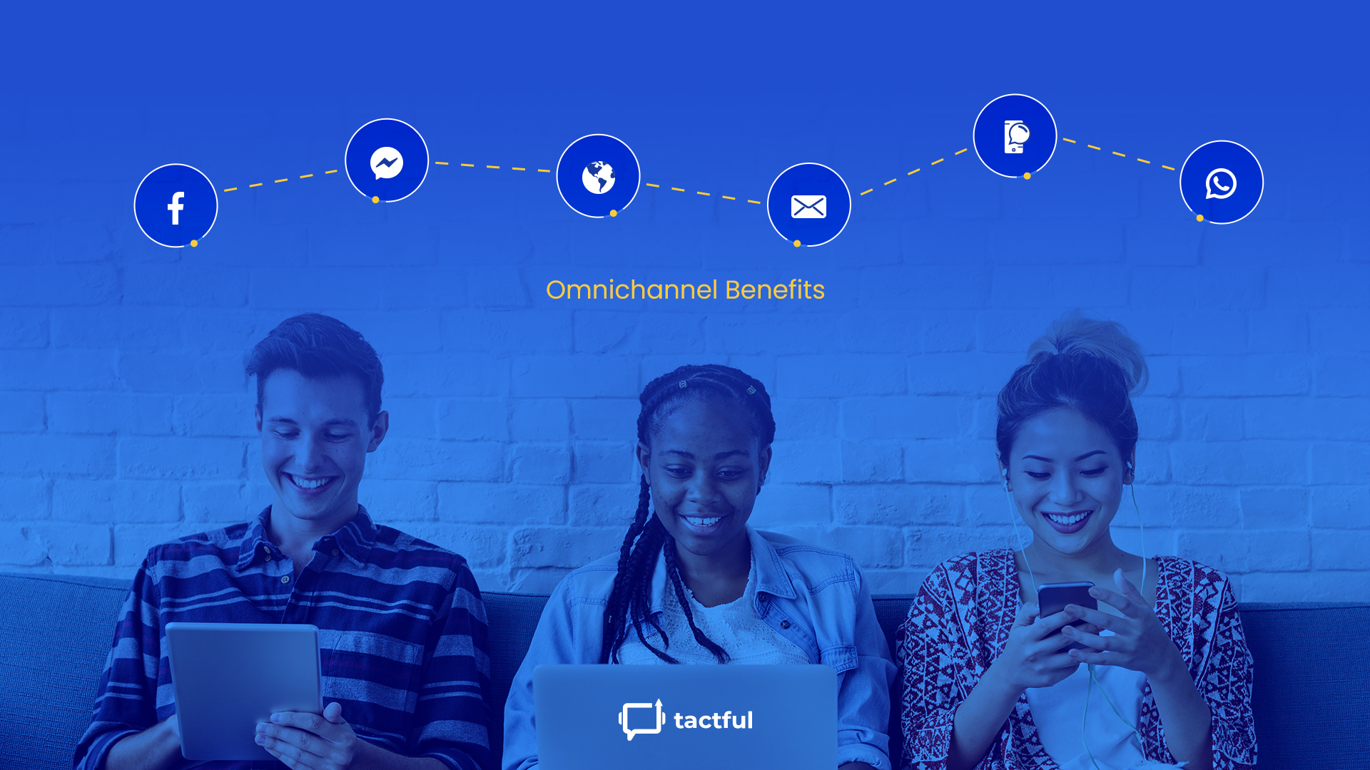 Omnichannel Benefits