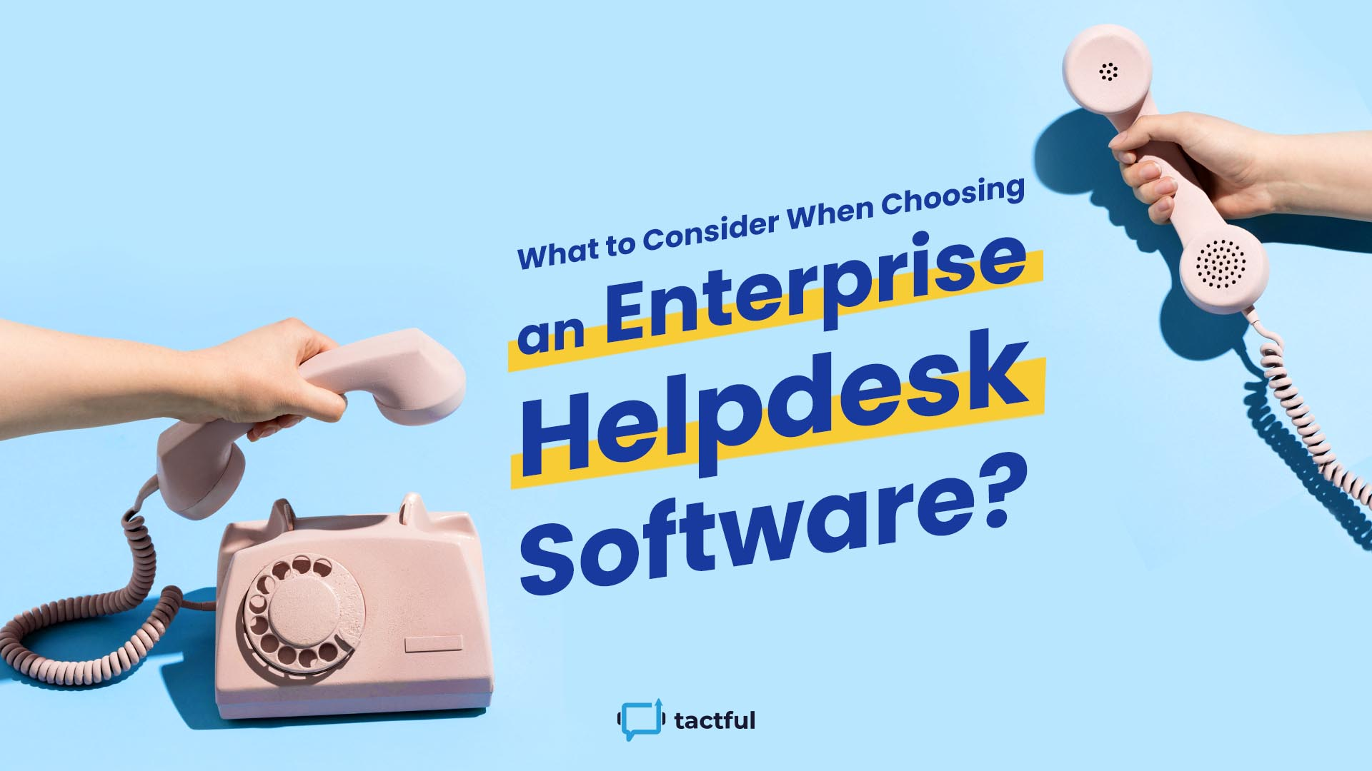 Best Enterprise Helpdesk