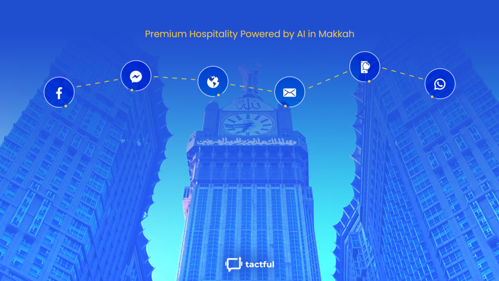 Premium Hospitality Powered by AI in Makkah