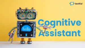 Blog-2020-05 cognitive assistant & customer service