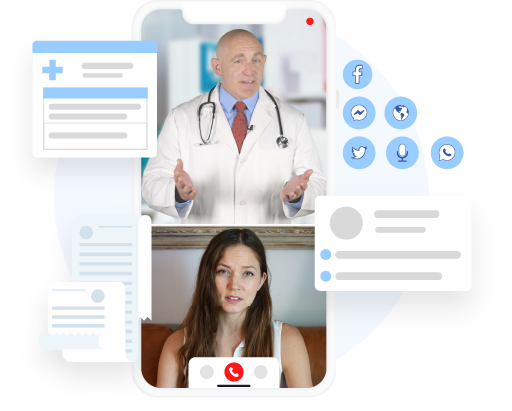 Healthcare Customer Support Platform