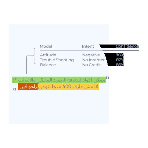 Multilingual AI CX Analytics